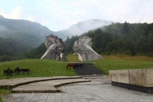 Tjentište, Sutjeska. © Sandro Đukić